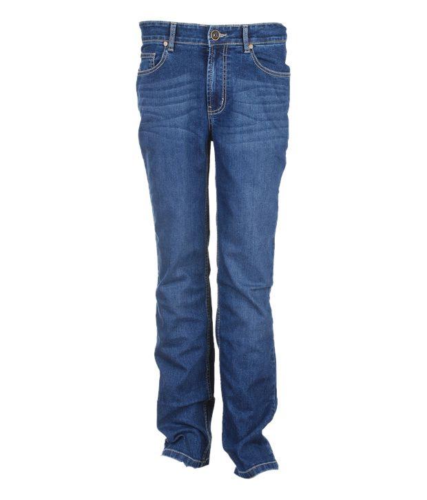 Numero Uno Elegant Blue Jeans