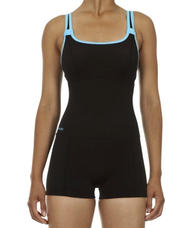 Nabaiji Dary Black Swimsuit 8163115/ Swimming Costume