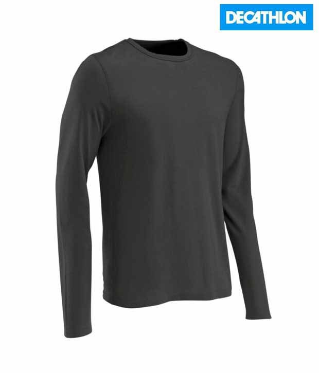 Domyos Long Sleeve Fitness T shirt 8201235