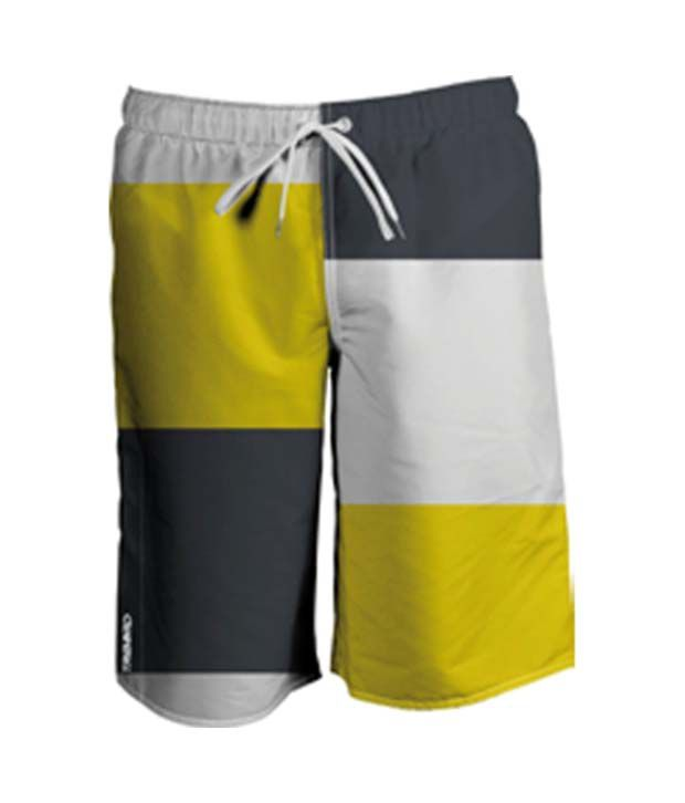 Tribord Gigline 100 Yellow Surfing Boardshorts 8202984