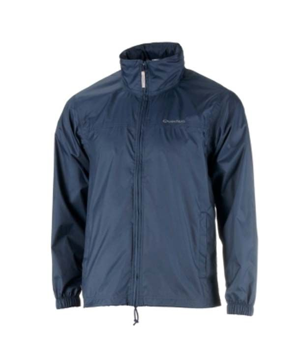 Quechua Raincut Hiking Zip Jacket 8207363