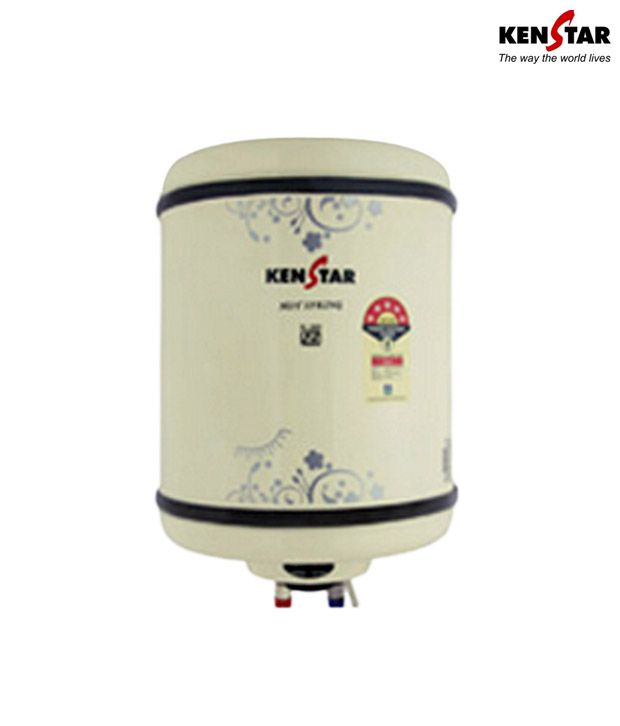Kenstar Electric Geyser 25 Ltr Hot Spring KGS25W6M