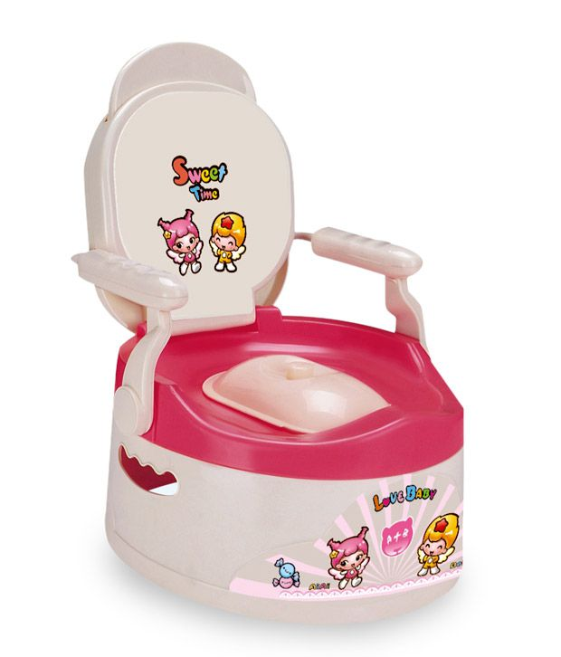 A+B Baby Potty Trainer With Character Prints: Buy A+B Baby ...
