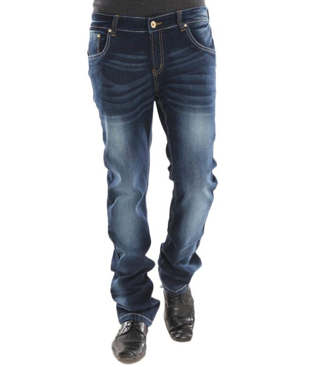 Lemax Dark Blue Men's Jeans