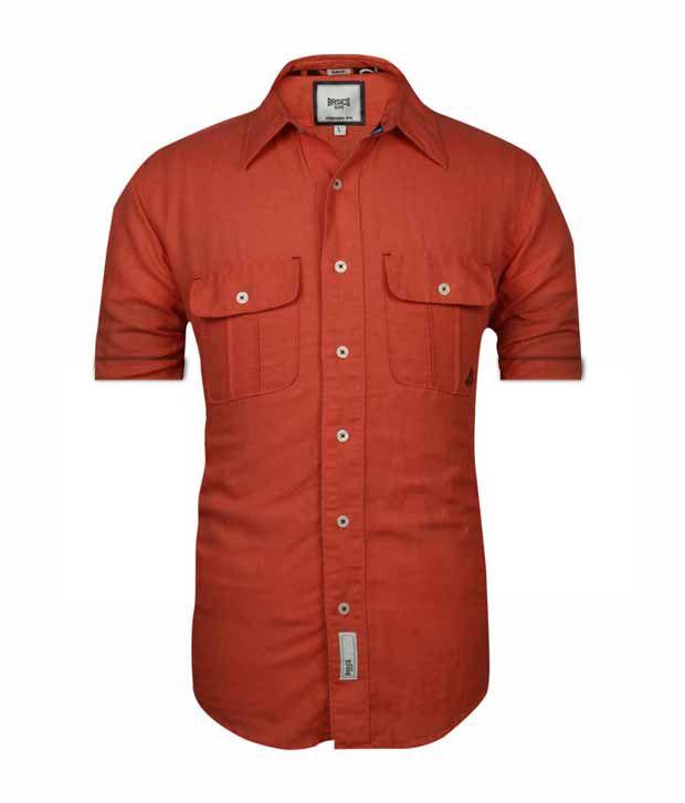 Basics 029 Red Shirt