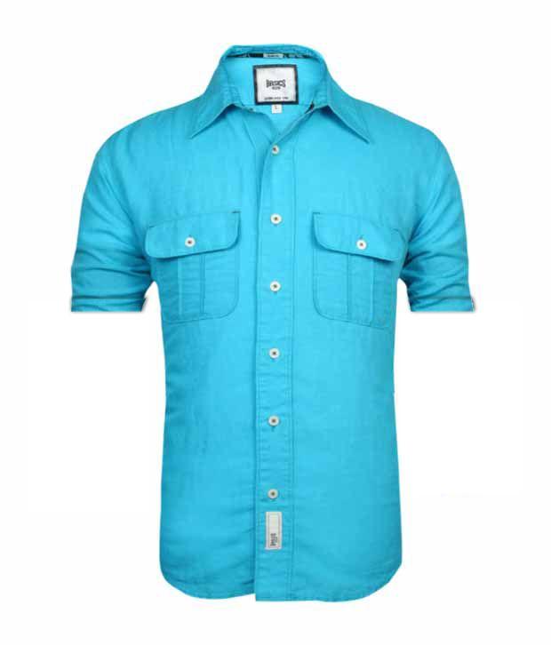 Basics 029 Aqua Shirt