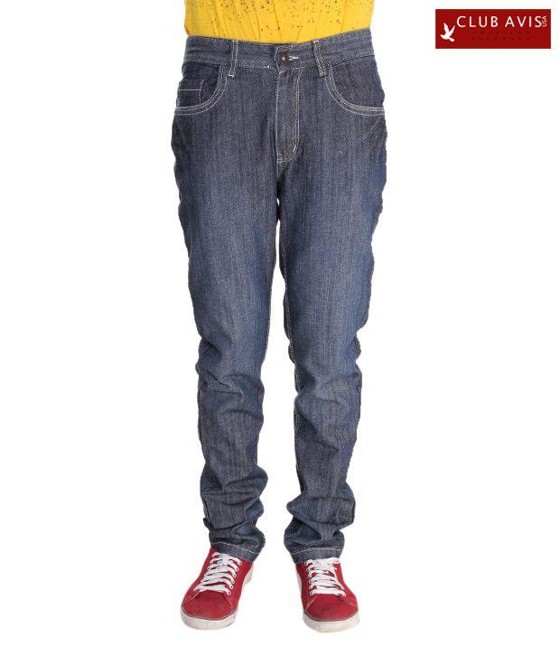 Club Avis USA Slate Grey Jeans
