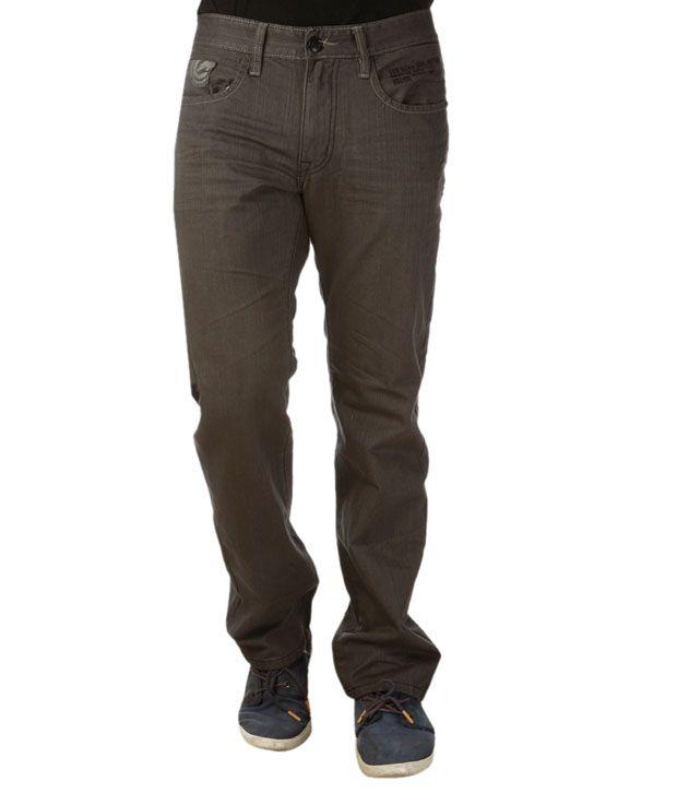 Ecko Classic Grey Jeans
