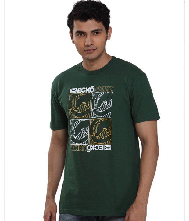 Ecko Vibrant Green T-Shirt