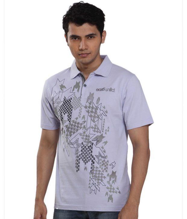 Ecko Classic Light Purple T-Shirt
