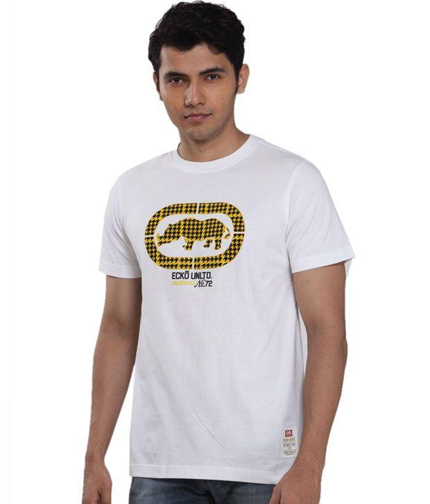 Ecko Authentic White T-Shirt