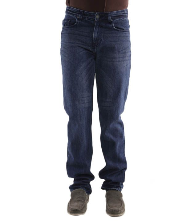 Jogur Cool Dark Blue Men's  Jeans