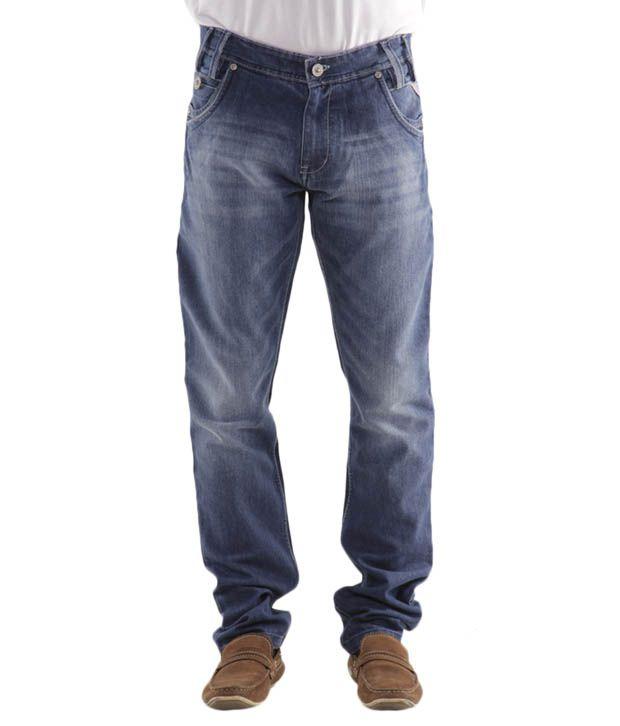 Jogur Blue Slim Fit Jeans