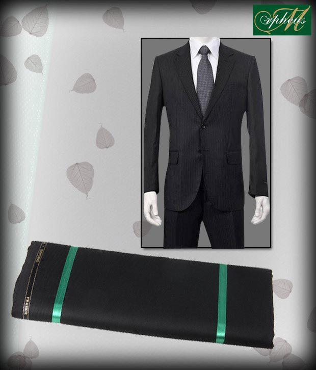 Morpheus Grey Suit Length