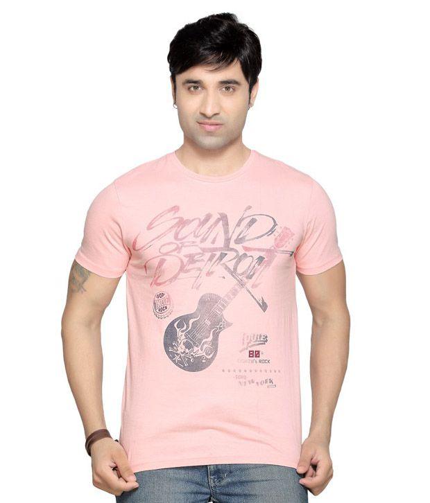 Soho New York Pink T Shirts