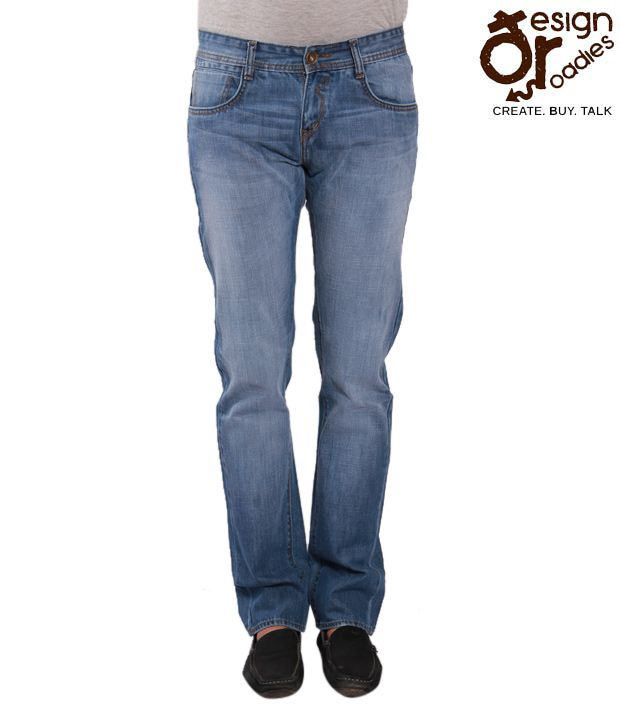 Design Roadies Light Blue Jeans