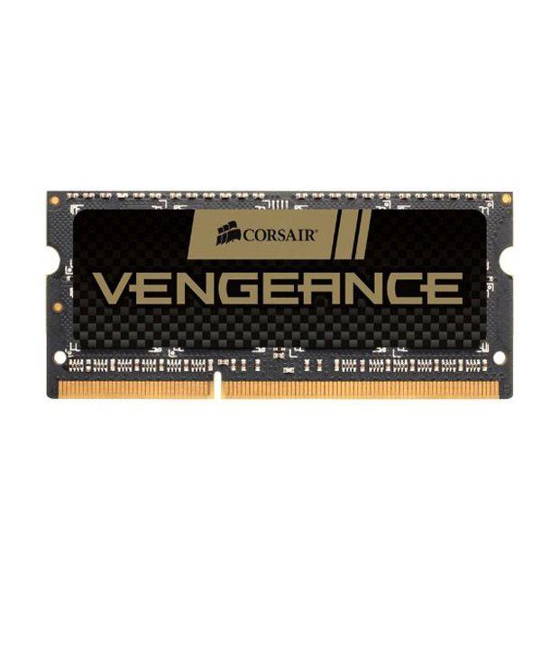 Corsair Vengeance DDR3 4GB 1 X 4GB Laptop RAM