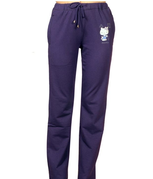 Monte Carlo Purple Hello Kitty Lower