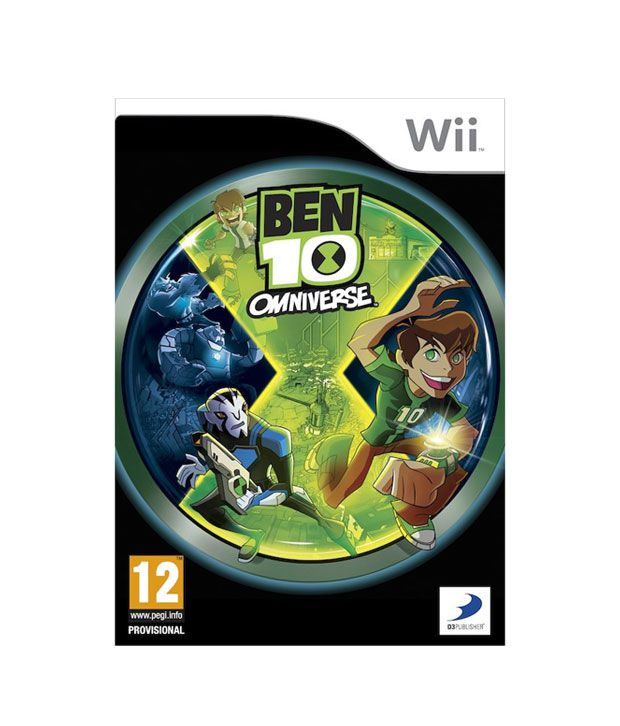 Ben 10 Omniverse Wii (NTSC)