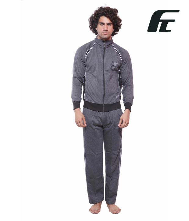 Fort Collins GREY Track Suits