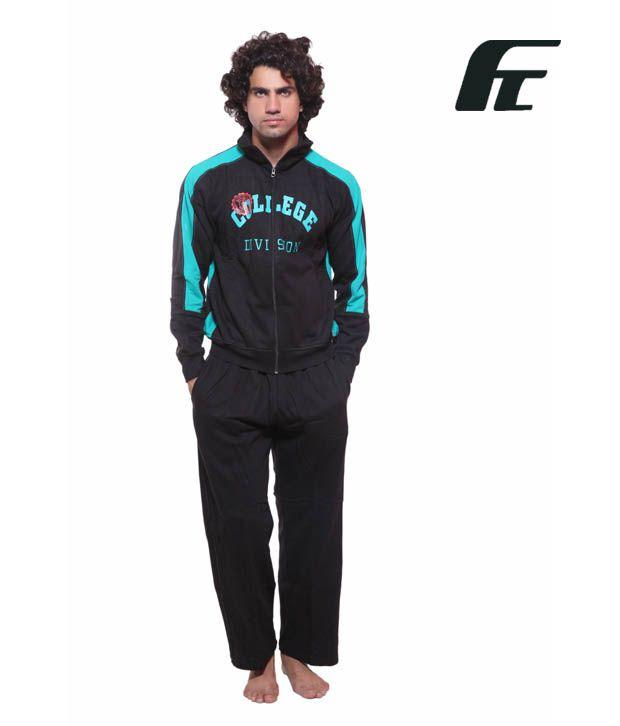 Fort Collins BLACK Track Suits