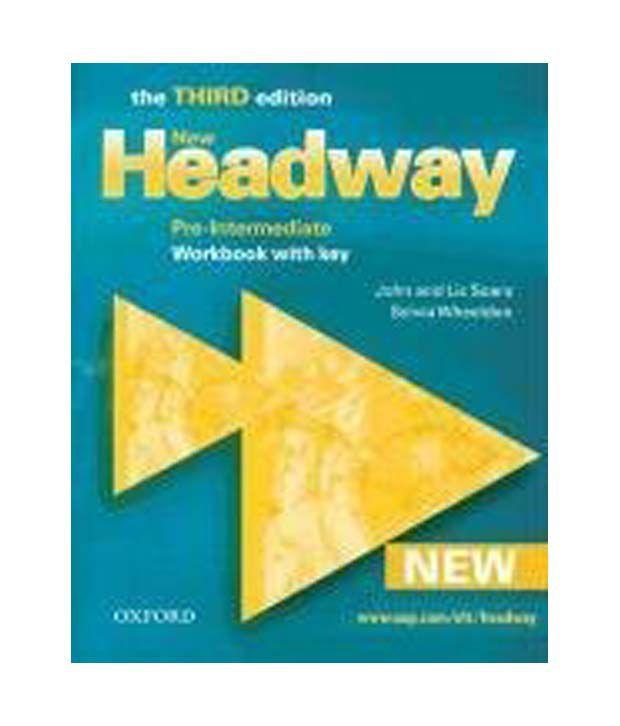 headway решебник к intermediate new