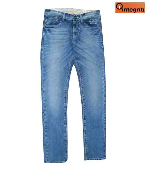 Integriti Light Blue Men's Jeans