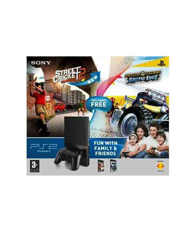 0f9e73be9 Buy Sony Playstation 2 (PS2) Online at Best Price in India - Snapdeal