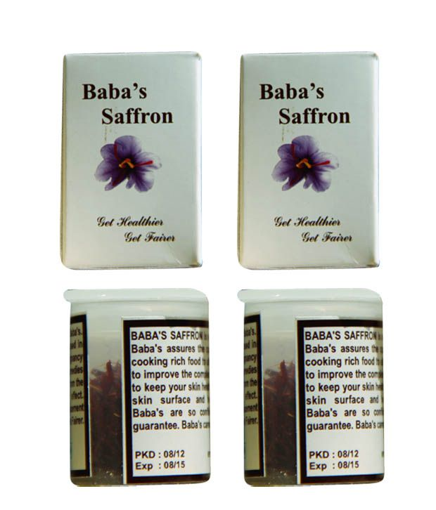 Baba saffron 2 g (Pack of 2)