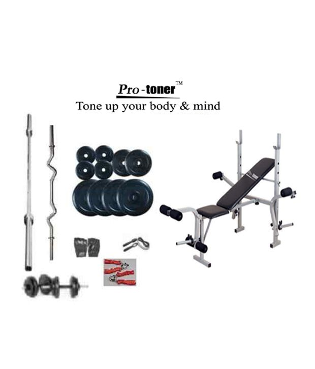 Protoner Weight Lifting Package 50 Kg Protoner