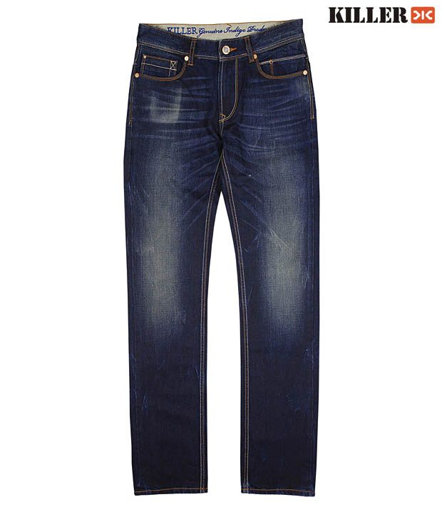 Killer Navy Blue Men's Jeans