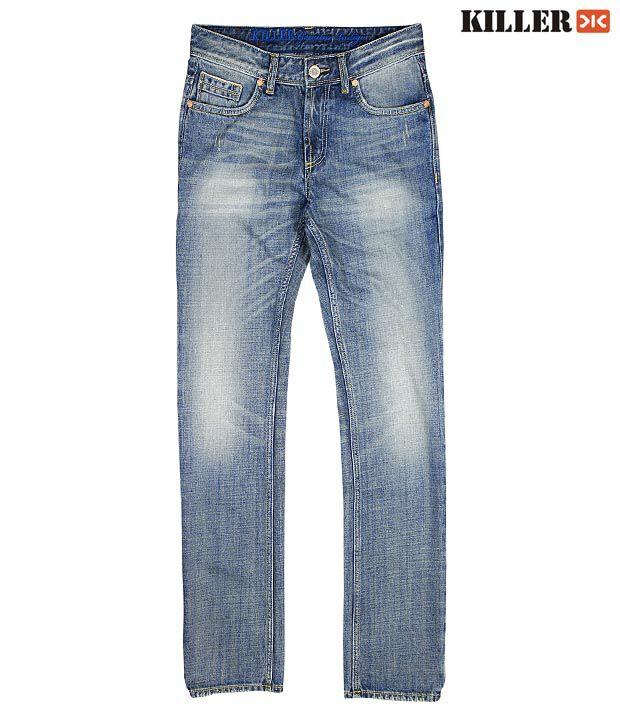 Killer Trendy Blue Men's Jeans