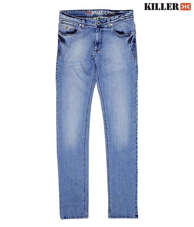 Killer Cool Light Blue Men's Jeans