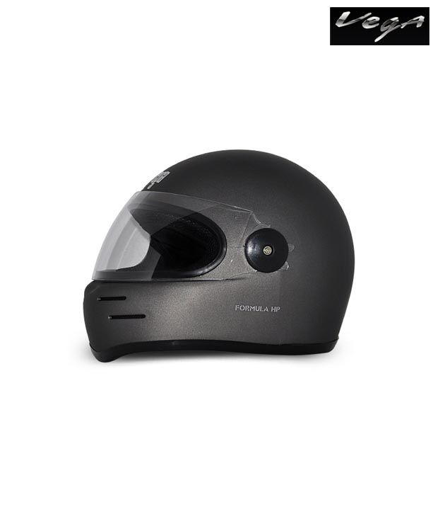 Vega Helmet - Formula HP (Dull Anthracite Grey)