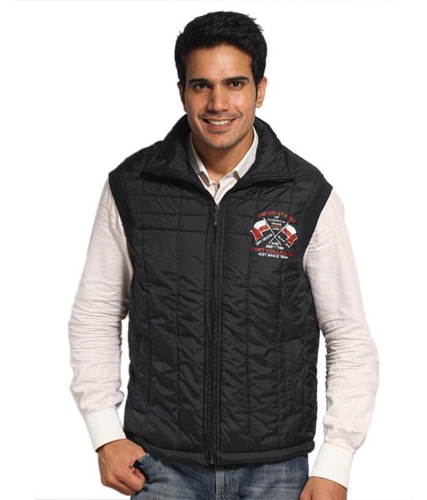 Fort Collins Stylish Black Jacket