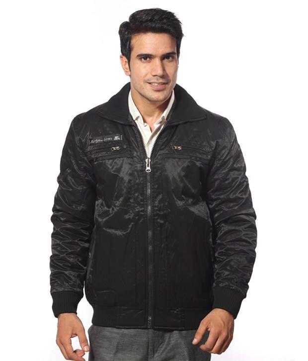Fort Collins Green & Black Reversible Jacket