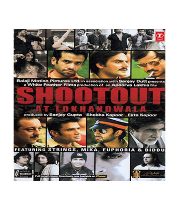 Shootout At Lokhandwala Hindi Dvd Buy Online At Best Price In
