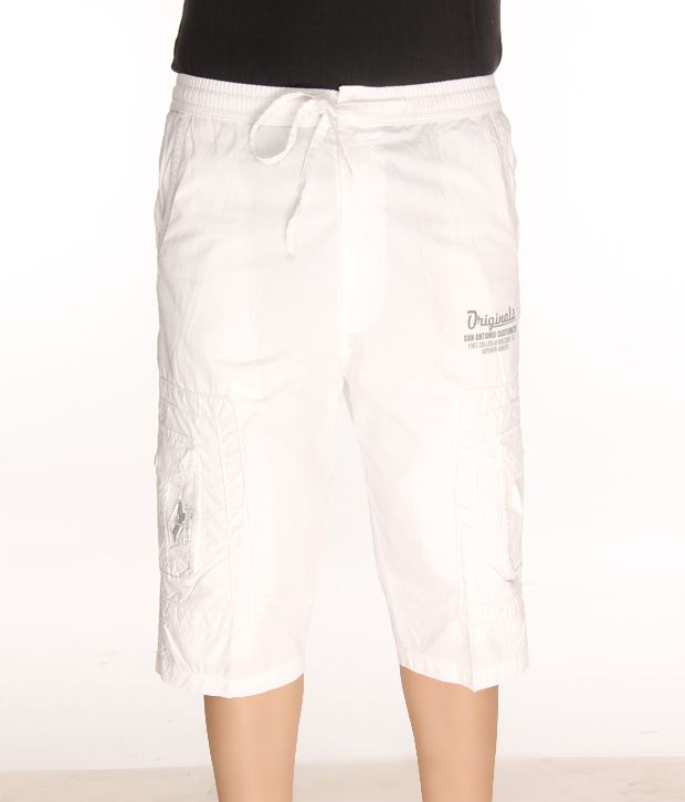 Fort Collins White Capris