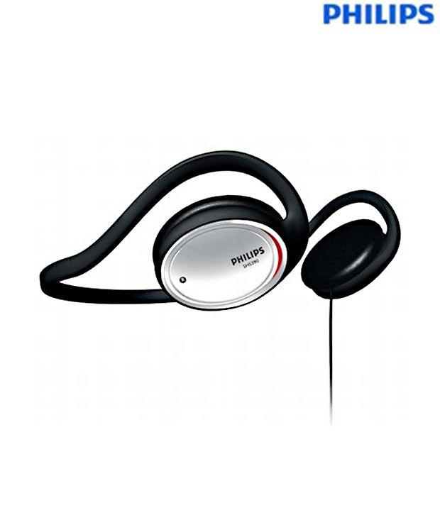 Philips NeckBand Earphones SHS 390