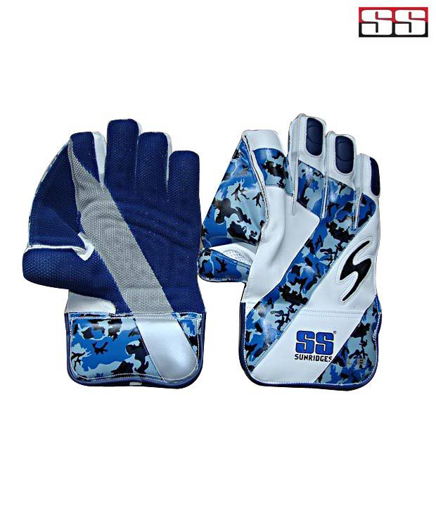 SS Le Wicket Keeping Gloves