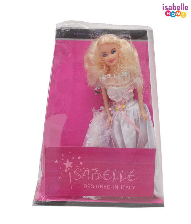 Isabelle Lovely White & Pink Fairy Doll