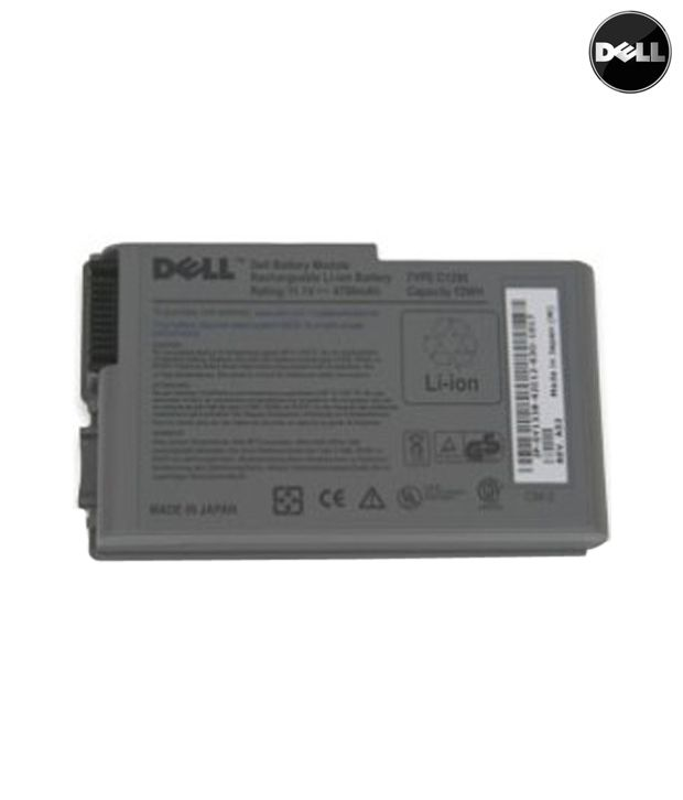Dell Latitude D500 D600 6Cell Battery Y1338(Black)