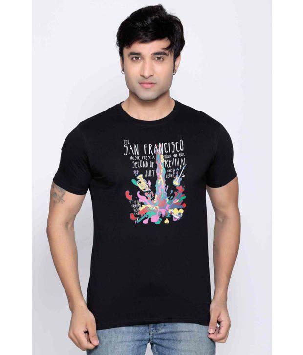 Locomotive Black T Shirt