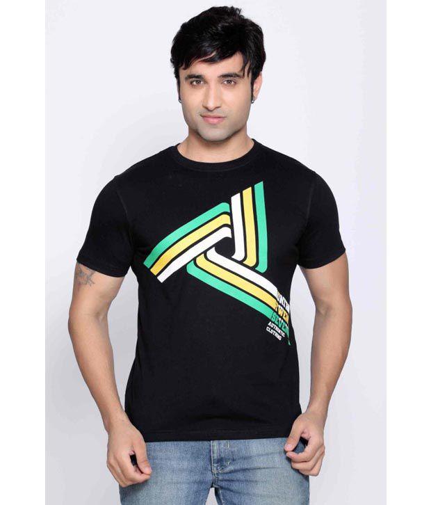 Unit 27 Black T-Shirt
