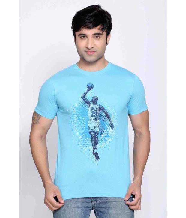 Unit 27 Sky Blue T-Shirt
