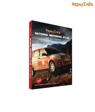 MapmyIndia - National Motoring Atlas