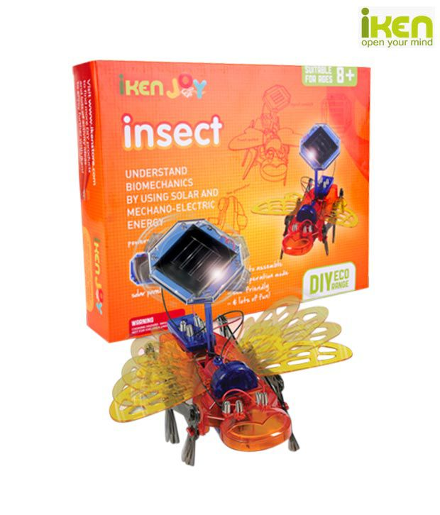 Iken Joy Mechanical Insect