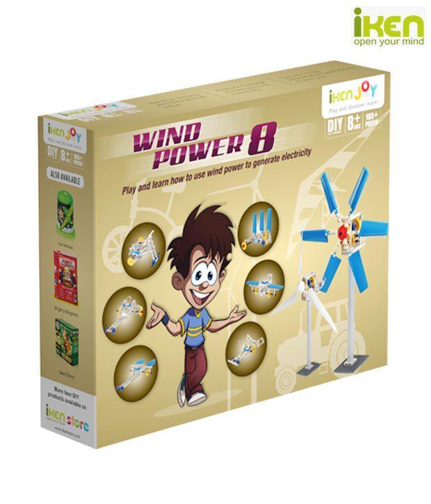 Iken Joy Wind Power 8