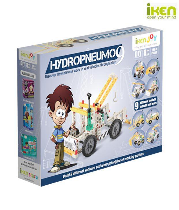 Iken Joy Hydropneumo 9