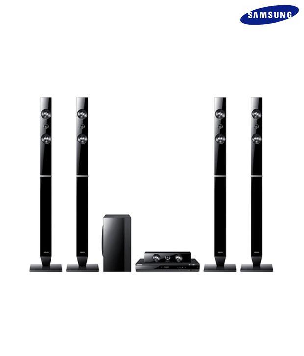 Samsung HT-D555K 5.1 Home Theatre System